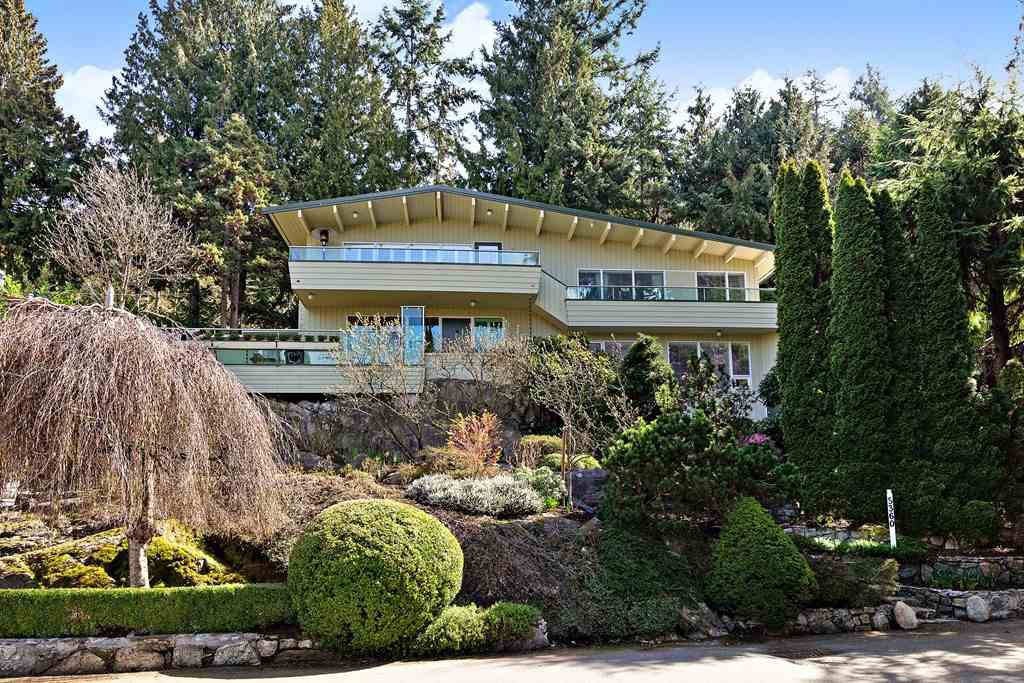 Main Photo: 5360 BROOKSIDE Avenue in West Vancouver: Caulfeild House for sale : MLS®# R2380841
