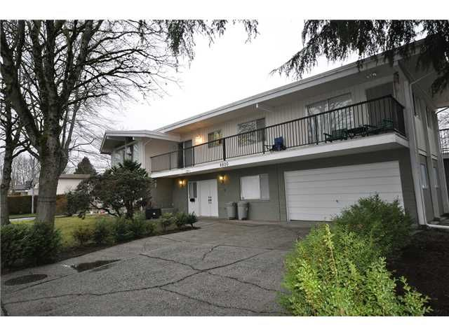 Main Photo: 8800 Rosehill Dr in Richmond: South Arm House for sale : MLS®# V924365