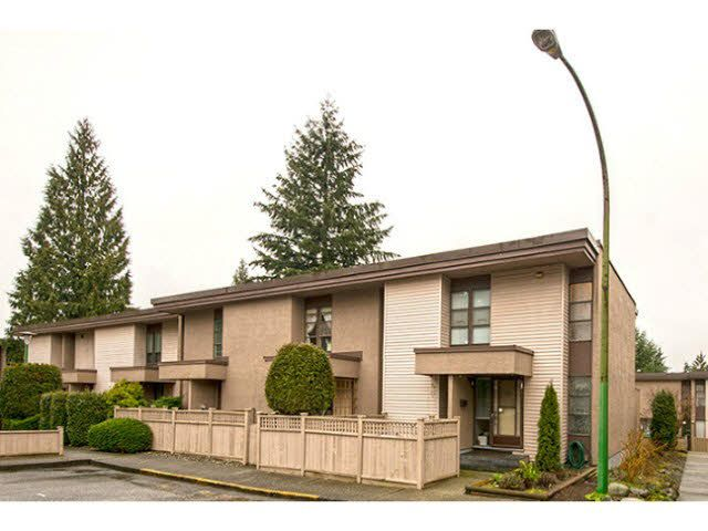 """Main Photo: 109 13786 103RD Avenue in Surrey: Whalley Townhouse for sale in """"THE MEADOWS"""" (North Surrey)  : MLS®# F1431821"""