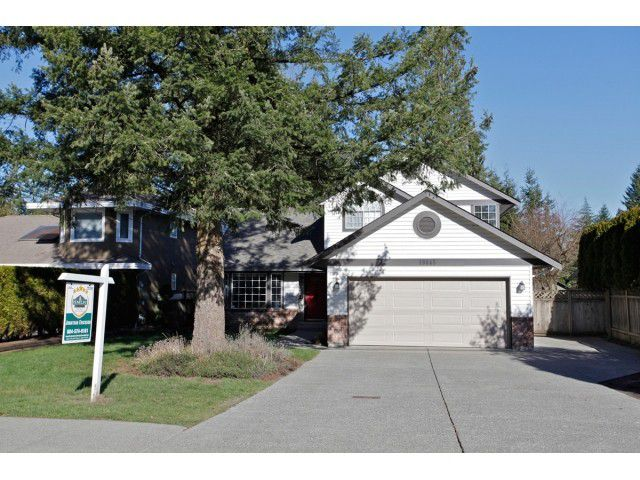 """Main Photo: 19645 46TH Avenue in Langley: Langley City House for sale in """"MASON HEIGHTS"""" : MLS®# F1431602"""