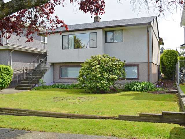 "Main Photo: 3588 FALAISE Avenue in Vancouver: Renfrew Heights House for sale in ""RENFREW HEIGHTS"" (Vancouver East)  : MLS®# V1120759"