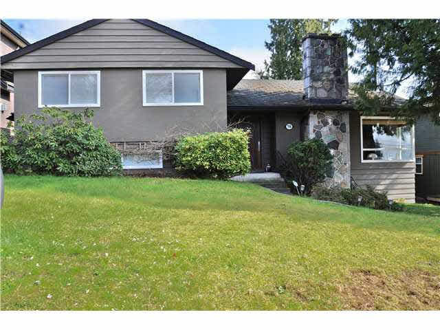 Main Photo: 7938 EDSON AVENUE in : South Slope House for sale (Burnaby South)  : MLS®# V1110011
