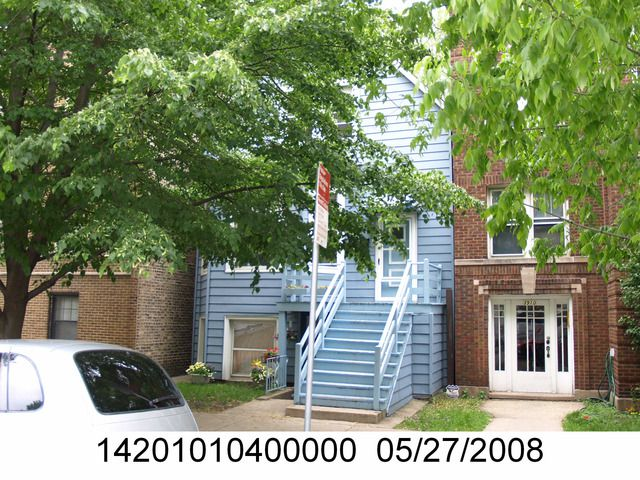 Main Photo: 3908 Janssen Avenue Unit 2 in CHICAGO: CHI - Lake View Rentals for rent ()  : MLS®# 09114134