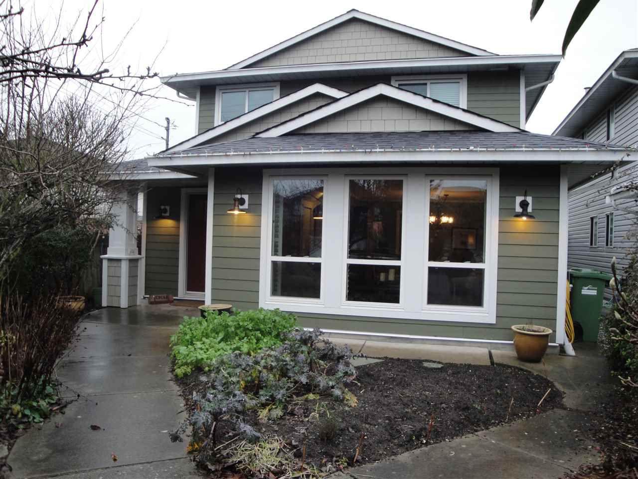 "Main Photo: 3051 HUNT Street in Richmond: Steveston Villlage House for sale in ""Steveston Village"" : MLS®# R2027439"