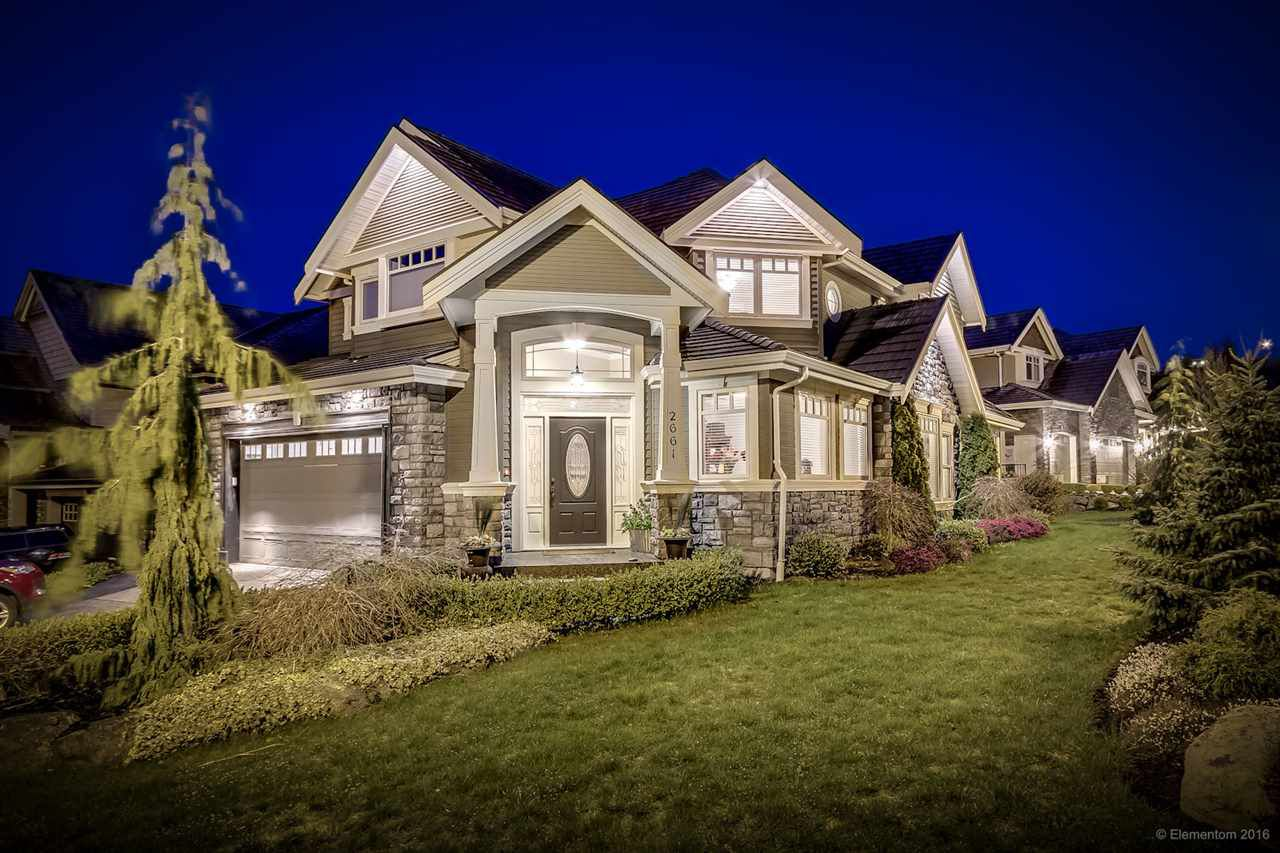Main Photo: 2661 LARKSPUR Court in Abbotsford: Abbotsford East House for sale : MLS®# R2050686