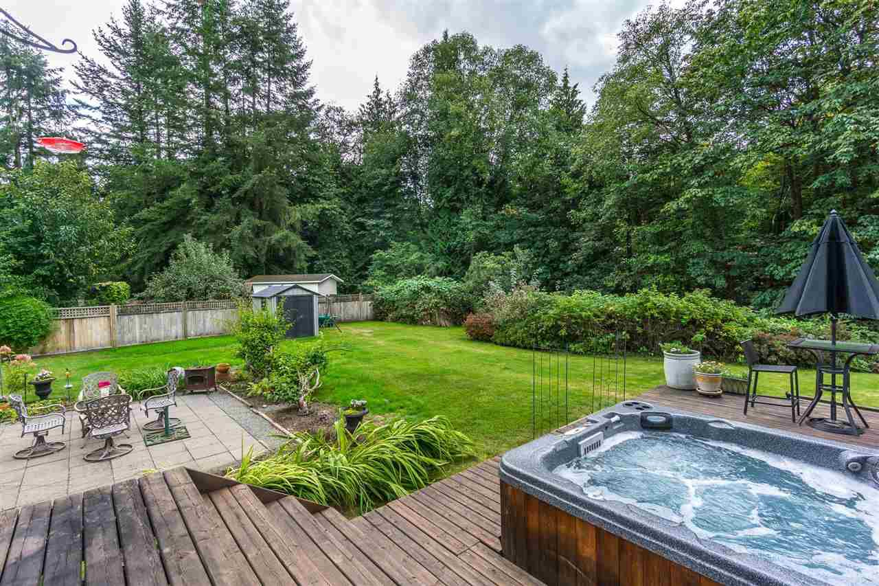 """Main Photo: 24776 55B Avenue in Langley: Salmon River House for sale in """"SALMON RIVER UPLANDS"""" : MLS®# R2107966"""