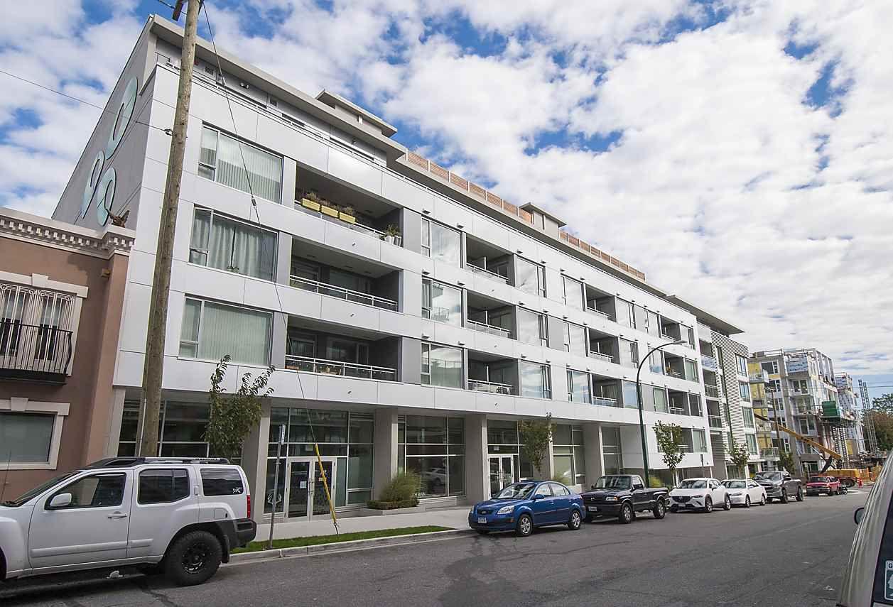 "Main Photo: 303 289 E 6TH Avenue in Vancouver: Mount Pleasant VE Condo for sale in ""SHINE"" (Vancouver East)  : MLS®# R2112241"