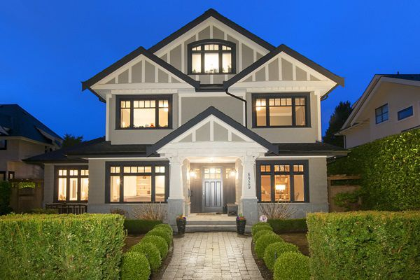 Main Photo: 6929 WILTSHIRE Street in Vancouver: South Granville House for sale (Vancouver West)  : MLS®# R2146479
