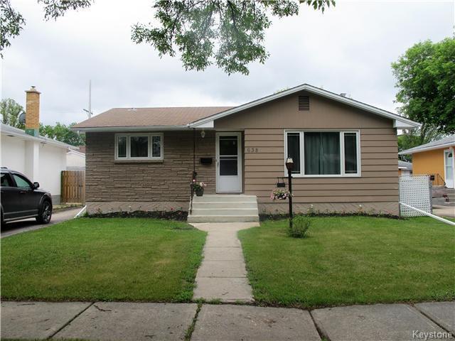 Main Photo:  in Winnipeg: East Kildonan Residential for sale (3D)  : MLS®# 1715827