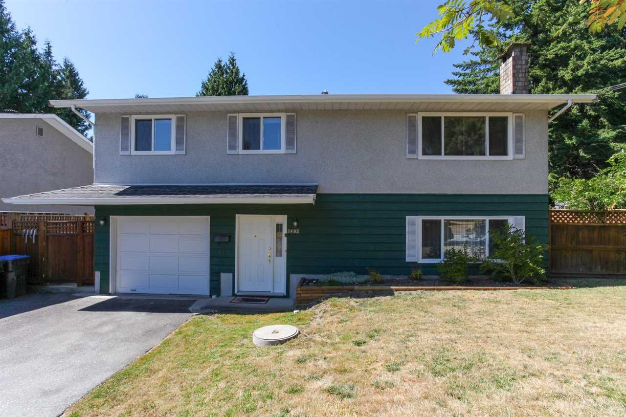 Main Photo: 3805 CLEMATIS Crescent in Port Coquitlam: Oxford Heights House for sale : MLS®# R2200625