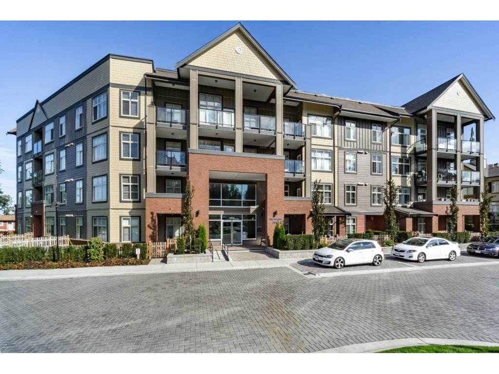 "Main Photo: 103 2855 156 Street in Surrey: Grandview Surrey Condo for sale in ""The HEIGHTS"" (South Surrey White Rock)  : MLS®# R2208150"