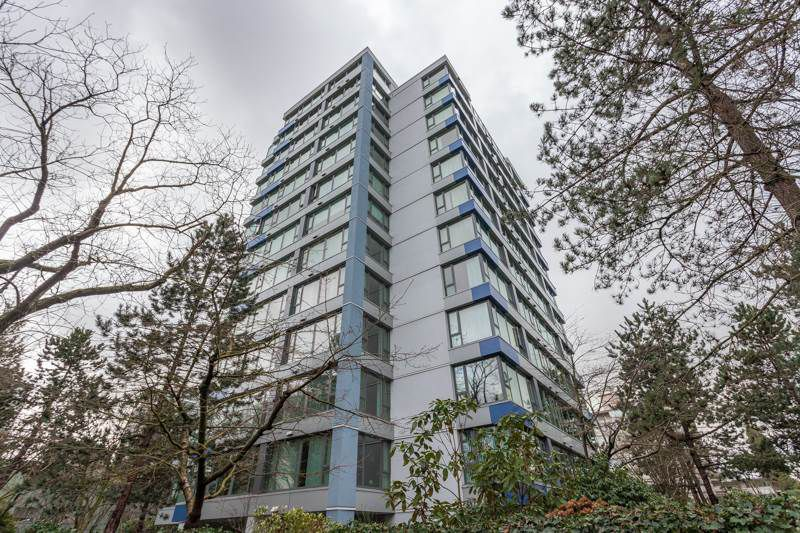 Main Photo: 901 5425 YEW STREET in : Kerrisdale Condo for sale : MLS®# R2037317