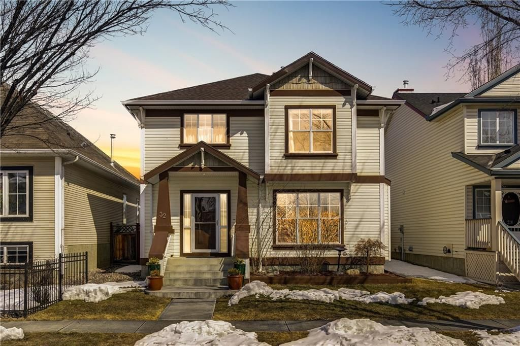 Main Photo: 32 INVERNESS Boulevard SE in Calgary: McKenzie Towne House for sale : MLS®# C4175544