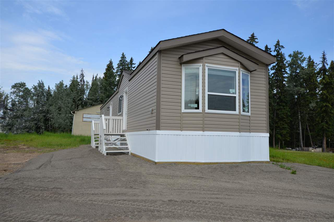 "Main Photo: 2115 W MCLAREN Road in Prince George: North Blackburn Manufactured Home for sale in ""BLACKBURN / GISCOME"" (PG City South East (Zone 75))  : MLS®# R2283406"