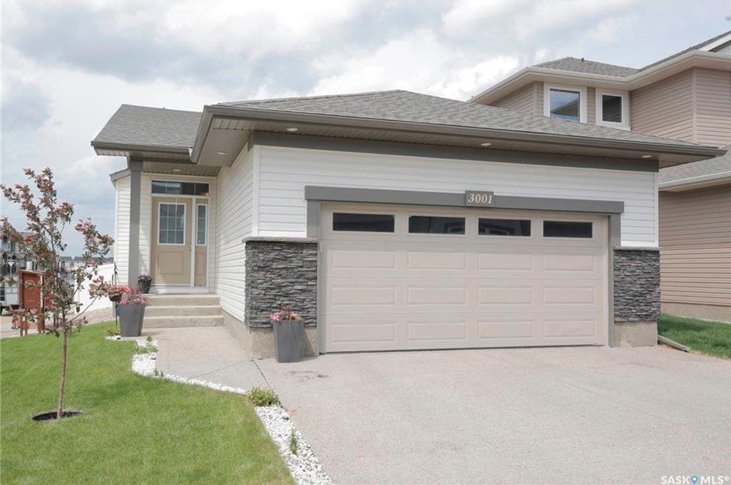 Main Photo: 3001 Abendschan Bay in Regina: Hawkstone Residential for sale : MLS®# SK741076