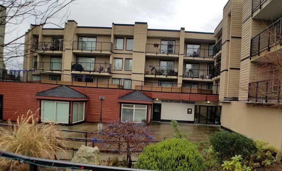 Main Photo: 104 10438 148 Street in Surrey: Guildford Condo for sale (North Surrey)  : MLS®# R2330816