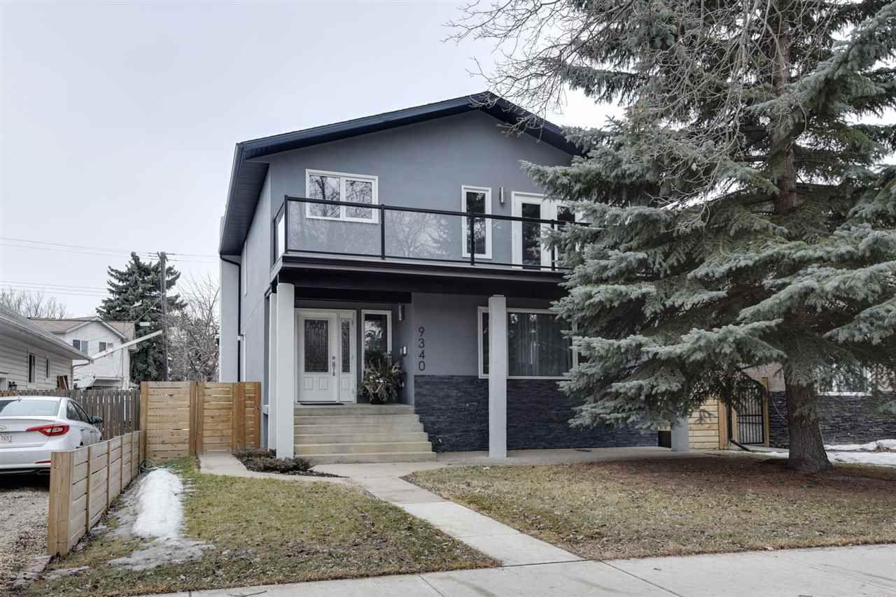 Main Photo: 9340 91 Street in Edmonton: Zone 18 House for sale : MLS®# E4149027