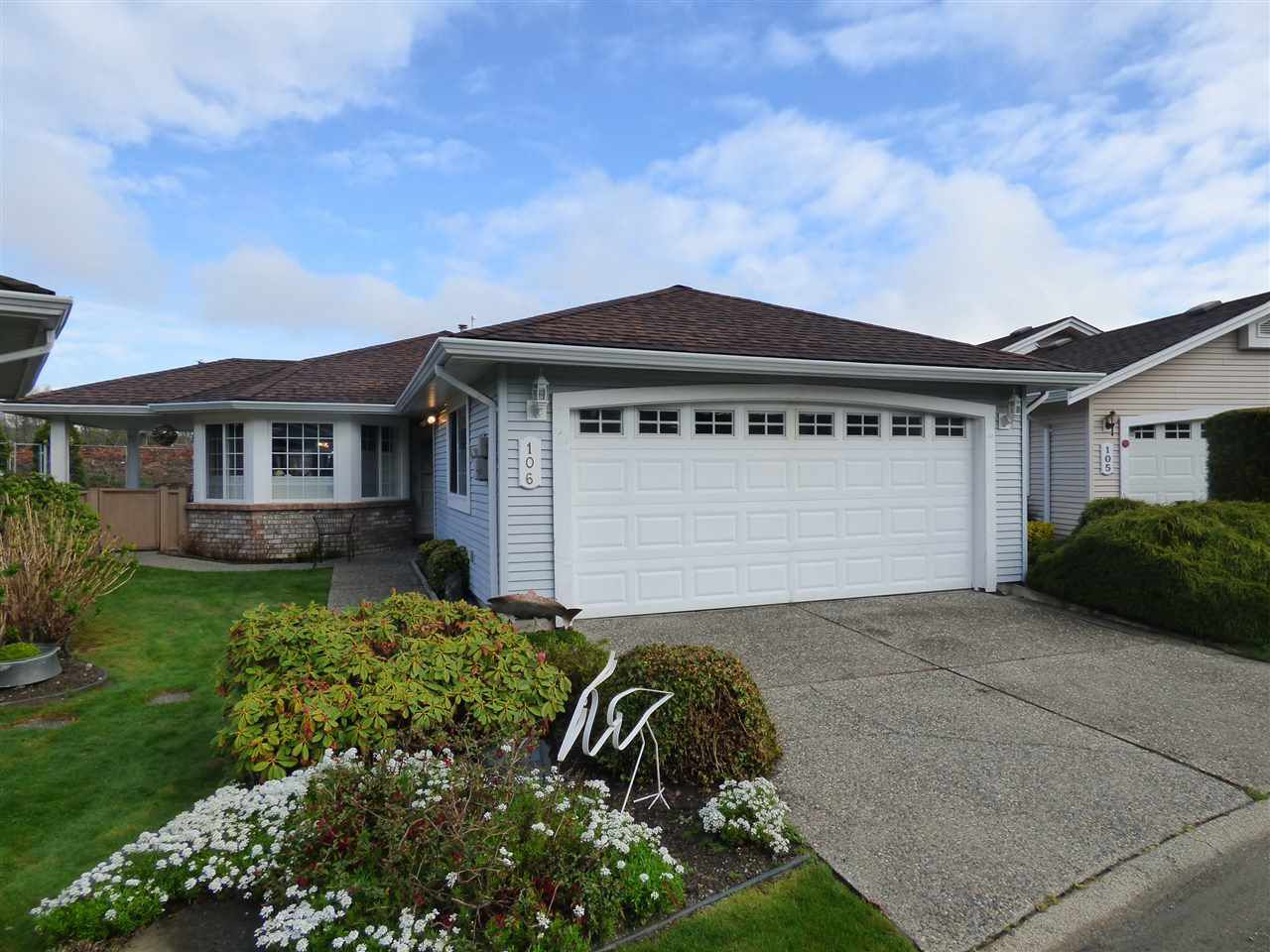Main Photo: 106 6001 PROMONTORY Road in Chilliwack: Vedder S Watson-Promontory House for sale (Sardis)  : MLS®# R2358404