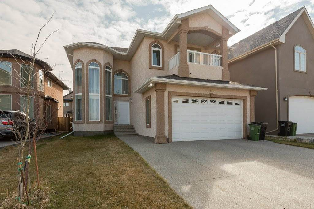 Main Photo: 17519 110 Street in Edmonton: Zone 27 House for sale : MLS®# E4155865