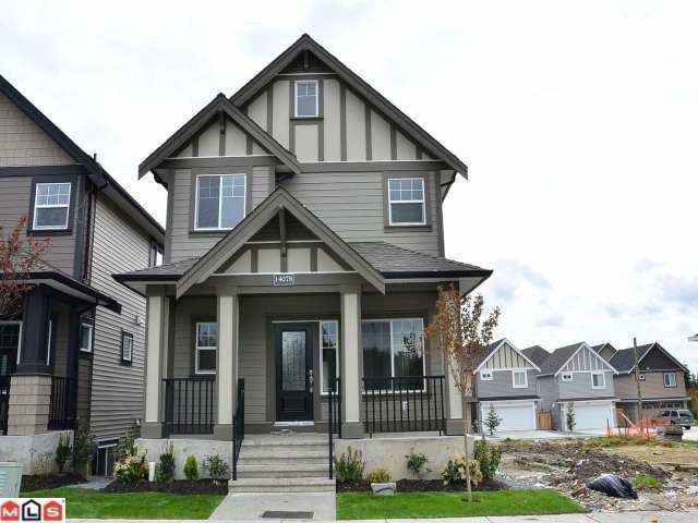 Main Photo: 14078 92 Avenue in Surrey: Bear Creek Green Timbers House for sale : MLS®# F1302214