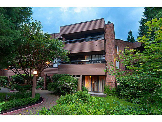 Main Photo: # 110 2620 FROMME RD in North Vancouver: Lynn Valley Condo for sale : MLS®# V1015895