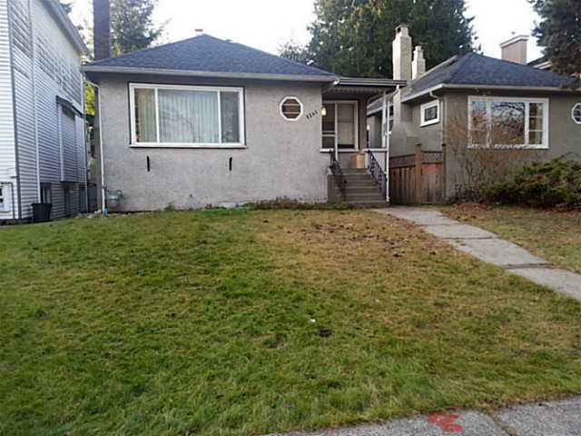 Main Photo: 6241 LARCH ST in Vancouver: Kerrisdale House for sale (Vancouver West)  : MLS®# V1038183
