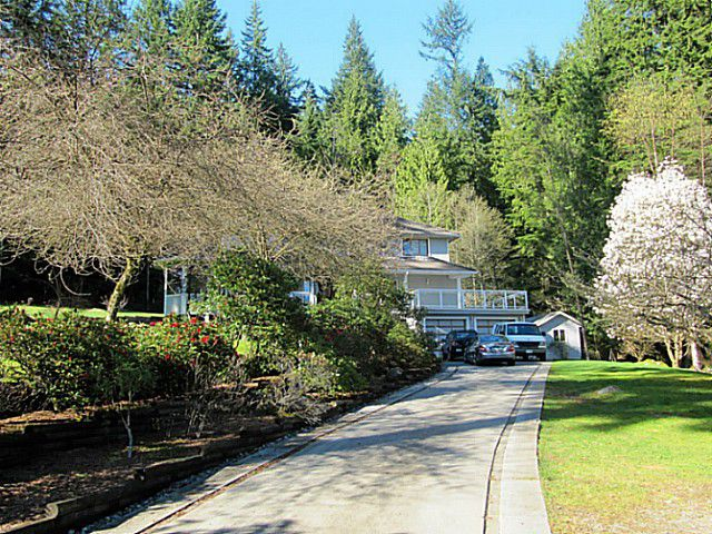 Main Photo: 3535 HIGHLAND Drive in Coquitlam: Burke Mountain House for sale : MLS®# V1058993