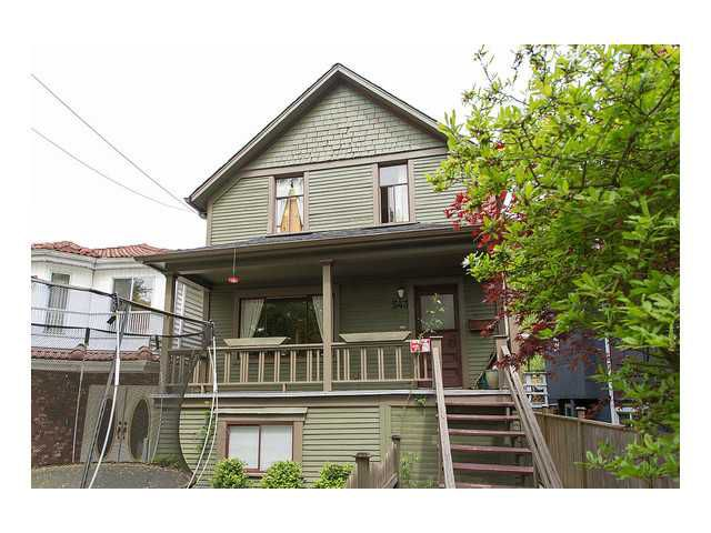 "Main Photo: 543 E 21ST Avenue in Vancouver: Fraser VE House for sale in ""CEDAR COTTAGE"" (Vancouver East)  : MLS®# V1062465"