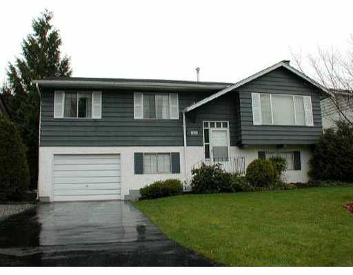 Main Photo: 3854 RICHMOND ST in Port_Coquitlam: Oxford Heights House for sale (Port Coquitlam)  : MLS®# V281551