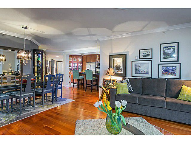 """Main Photo: 101 3629 DEERCREST Drive in North Vancouver: Roche Point Condo for sale in """"DEERFIELD BY THE SEA"""" : MLS®# V1101527"""