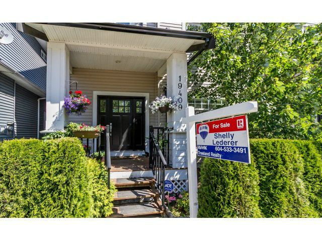 """Main Photo: 19409 72ND Avenue in Surrey: Clayton House for sale in """"Clayton"""" (Cloverdale)  : MLS®# F1444031"""