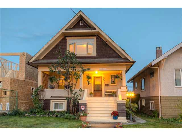 """Main Photo: 1020 EIGHTH Avenue in NEW WEST: Moody Park House for sale in """"MOODY PARK"""" (New Westminster)  : MLS®# V1141464"""