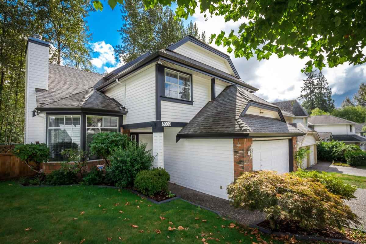 Main Photo: 3009 DELAHAYE Drive in Coquitlam: Canyon Springs House for sale : MLS®# R2108746