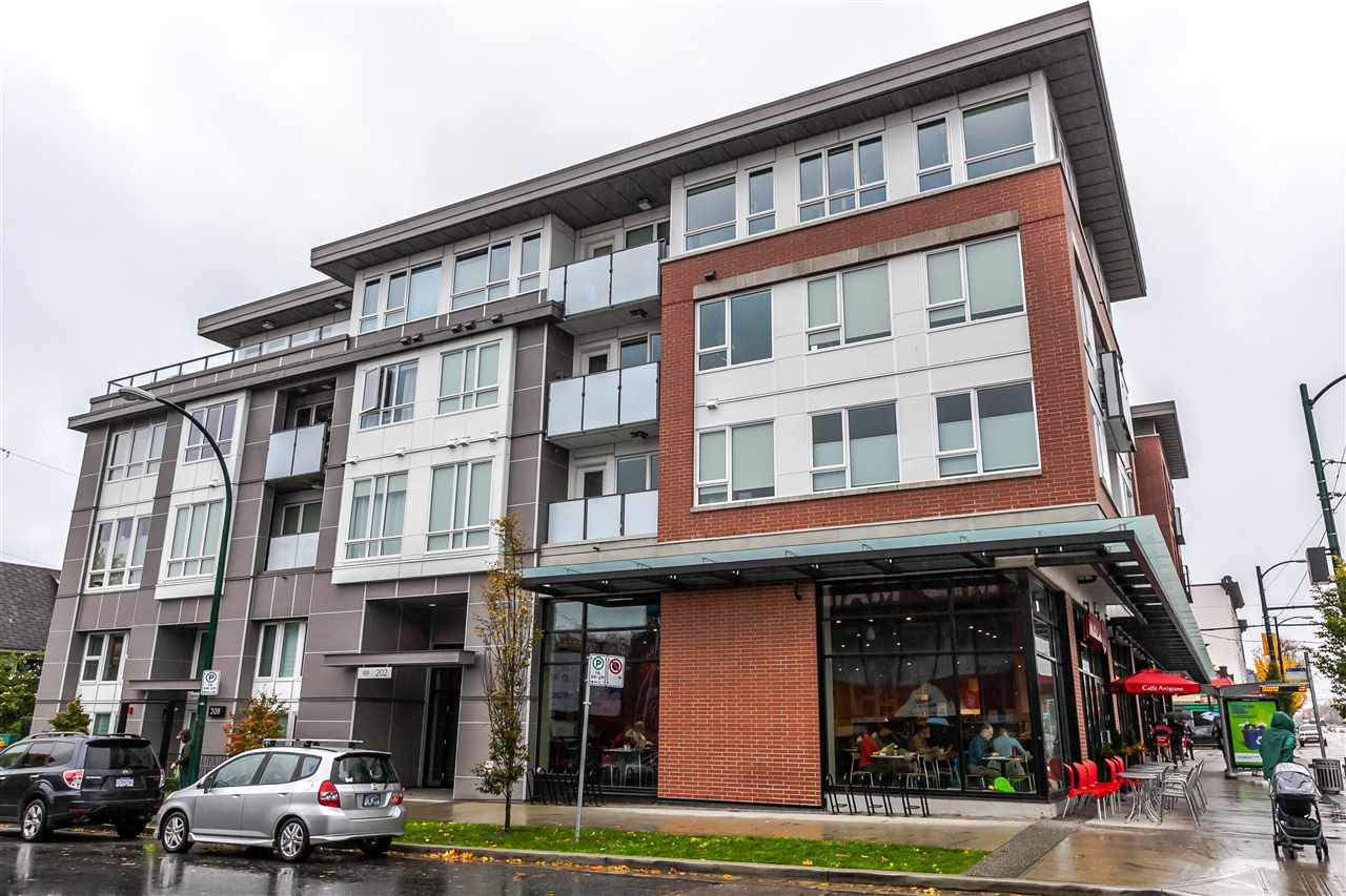 """Main Photo: 306 202 E 24TH Avenue in Vancouver: Main Condo for sale in """"Bluetree Homes on Main"""" (Vancouver East)  : MLS®# R2117807"""