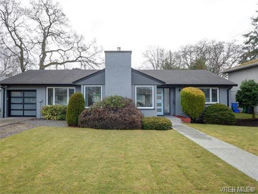 Main Photo: 2111 Kings Road in VICTORIA: OB Henderson Single Family Detached for sale (Oak Bay)  : MLS®# 374426