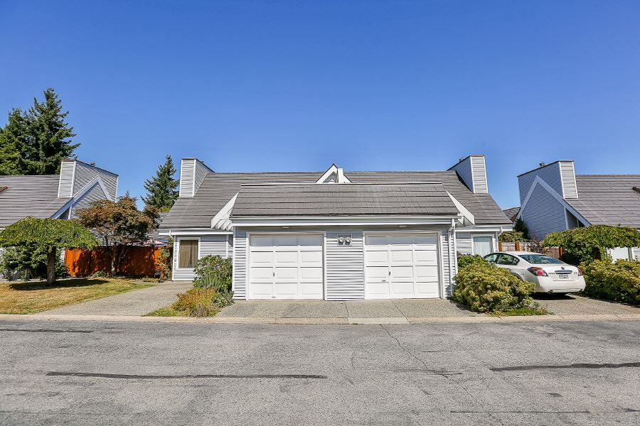 "Main Photo: 11 9771 152B Street in Surrey: Guildford Townhouse for sale in ""Turnberry"" (North Surrey)  : MLS®# R2201181"