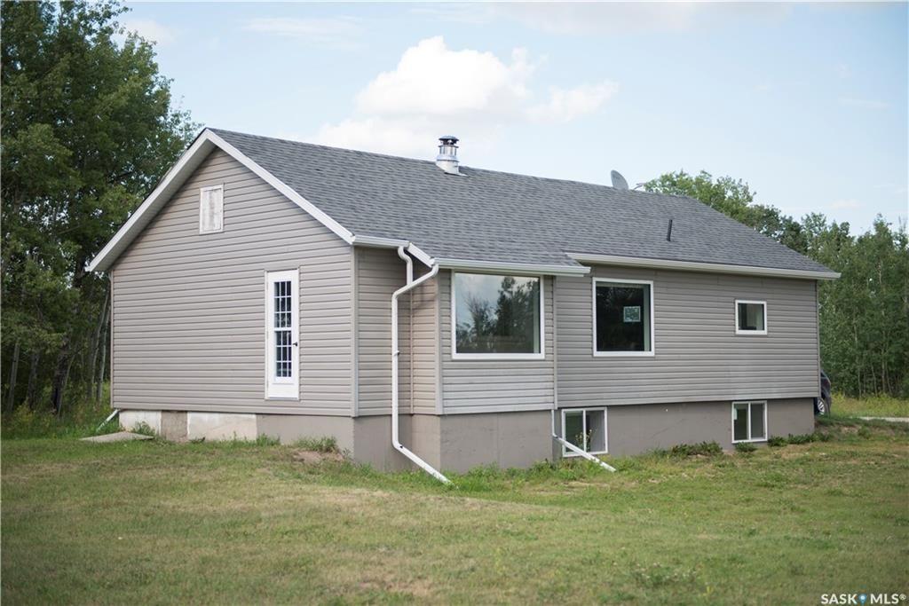 Main Photo: Parsons Acreage Meskanaw in Invergordon: Residential for sale (Invergordon Rm No. 430)  : MLS®# SK742839