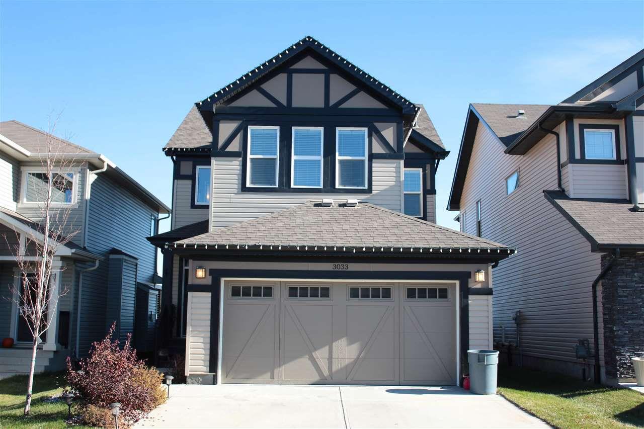 Main Photo: 3033 CARPENTER Landing in Edmonton: Zone 55 House for sale : MLS®# E4133506