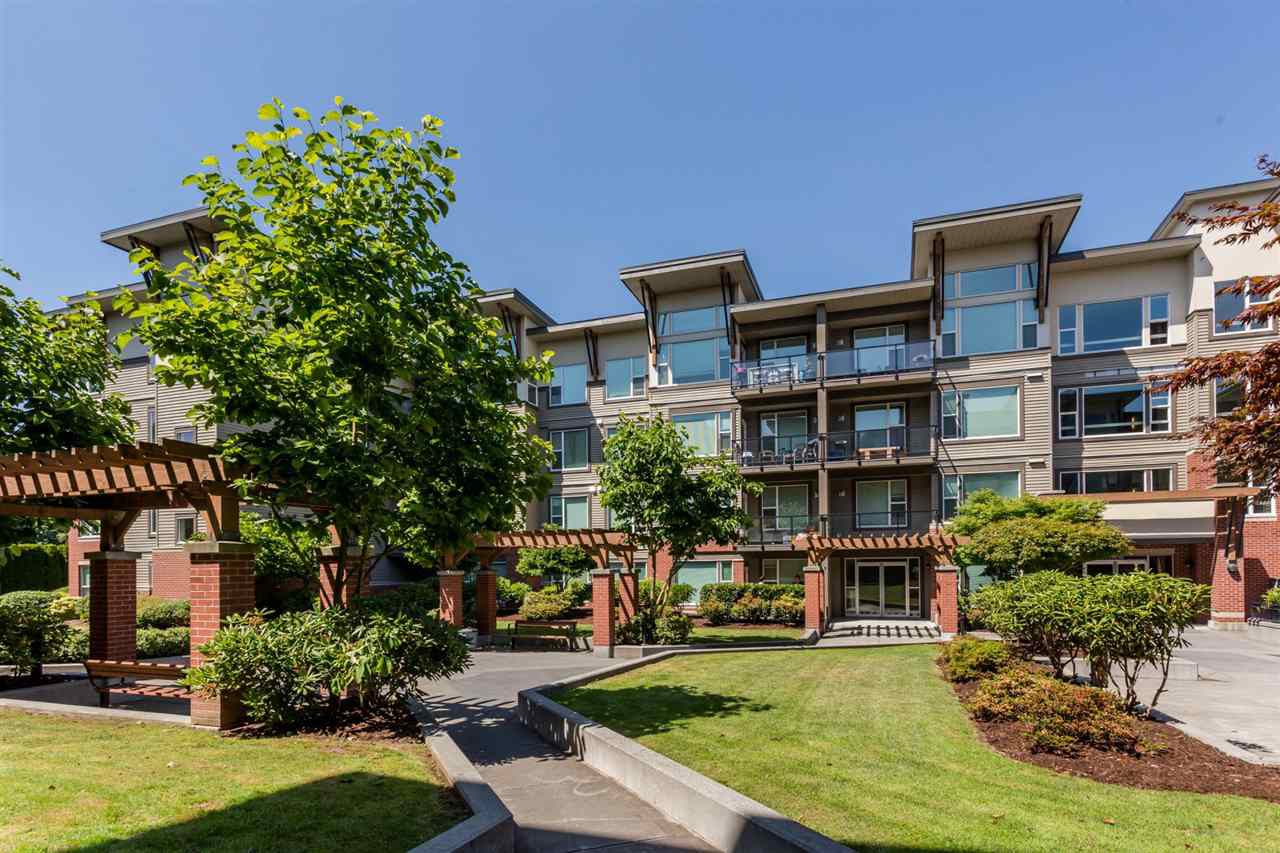 "Main Photo: 409 33538 MARSHALL Road in Abbotsford: Central Abbotsford Condo for sale in ""THE CROSSING"" : MLS®# R2326134"