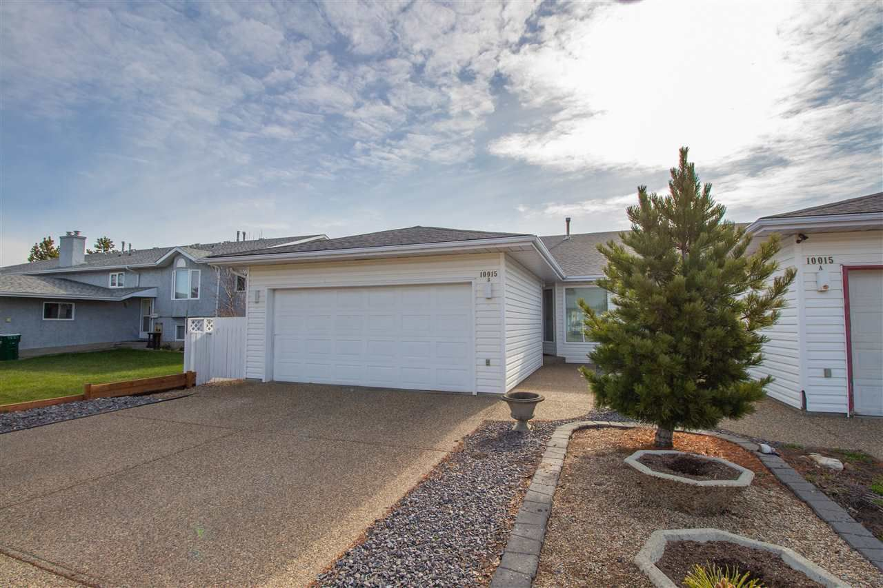 Main Photo: 10015B 106 Street: Morinville House Half Duplex for sale : MLS®# E4147475