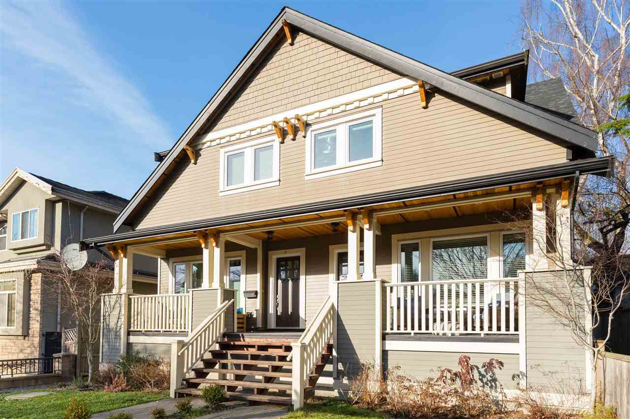Main Photo: 1065 E 22ND Avenue in Vancouver: Fraser VE House 1/2 Duplex for sale (Vancouver East)  : MLS®# R2349807