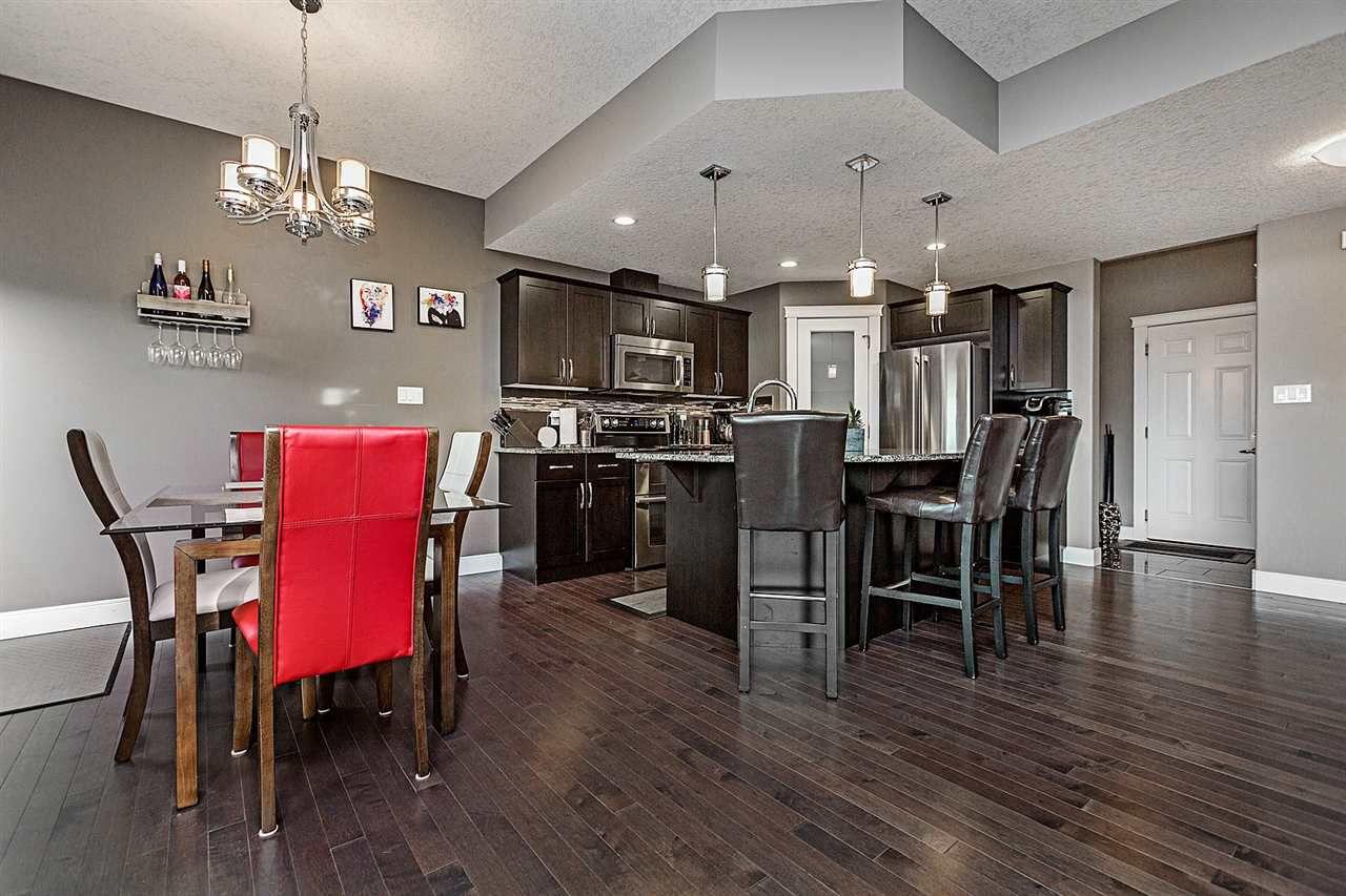 Main Photo: 309 GENESIS Villa: Stony Plain Attached Home for sale : MLS®# E4158024