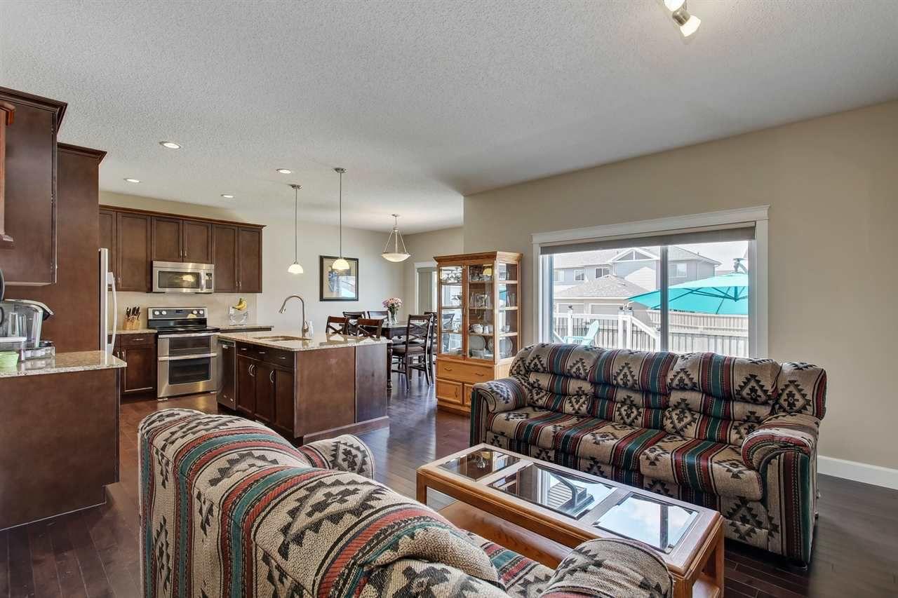 Main Photo: 3532 CLAXTON Crescent in Edmonton: Zone 55 House for sale : MLS®# E4161753