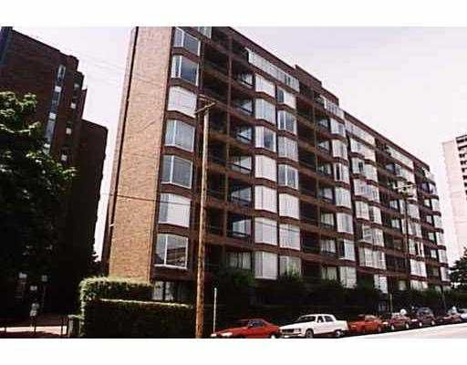 "Main Photo: 413 950 DRAKE ST in Vancouver: Downtown VW Condo for sale in ""ANCHOR POINT"" (Vancouver West)  : MLS®# V571906"