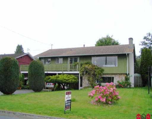 Main Photo: 1349 KENT ST: White Rock House for sale (South Surrey White Rock)  : MLS®# F2511105