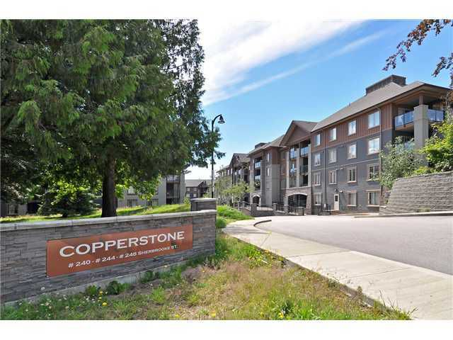 """Main Photo: 2403 244 SHERBROOKE Street in New Westminster: Sapperton Condo for sale in """"COPPERSTONE"""" : MLS®# V927104"""