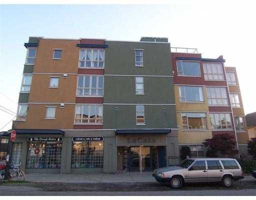 Main Photo: 411 1688 E 4 Avenue in Vancouver: Grandview VE Condo for sale (Vancouver East)  : MLS®# V748461