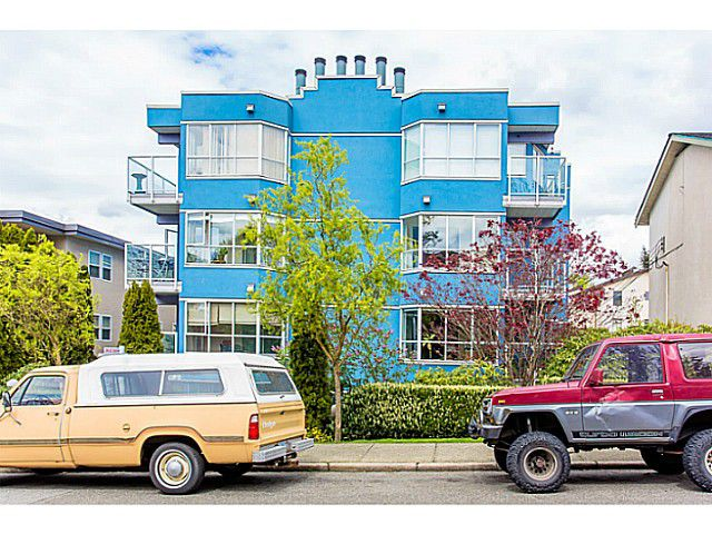Main Photo: 301 2333 ETON Street in Vancouver: Hastings Condo for sale (Vancouver East)  : MLS®# V1061048