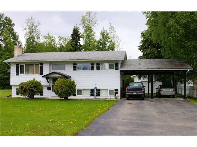 Main Photo: 6891 LANGER Crescent in Prince George: Emerald House for sale (PG City North (Zone 73))  : MLS®# N236995