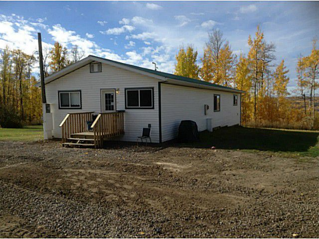 Main Photo: 13294 283RD Road in Fort St. John: Fort St. John - Rural W 100th Manufactured Home for sale (Fort St. John (Zone 60))  : MLS®# N241457